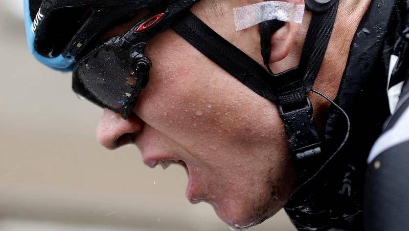 La belleza de la montaña en el Tour de Francia.La etapa ourensana de La Vuelta a España fue presentada ayer en los Balcóns de Madrid en el Concello de Parada de Sil.