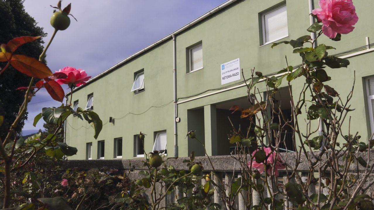 Colegio Nétoma de Razo de Carballo