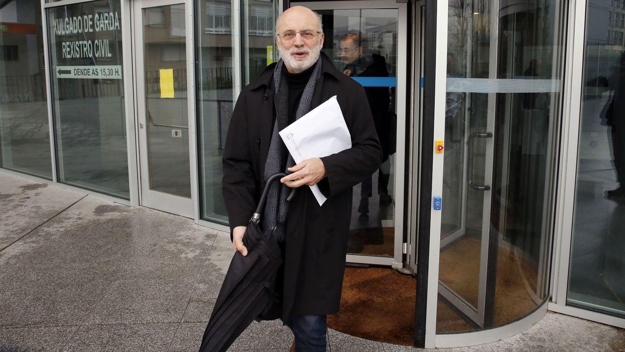 Rafael Rodríguez Villarino, secretario provincial del PSOE