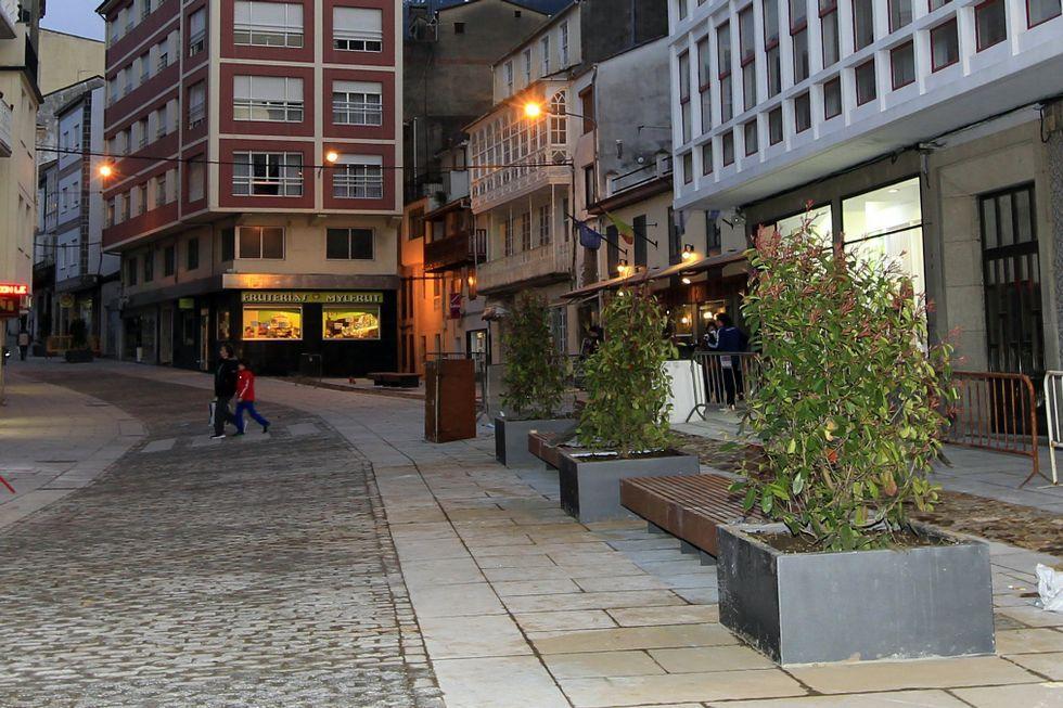 La renovada Avenida Cervantes será peatonal en Semana Santa.