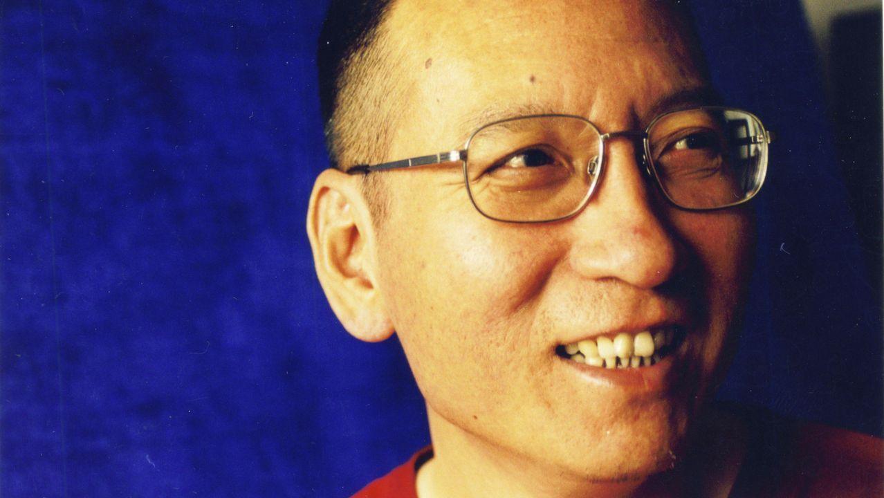 Fotografía de archivo del disidente chino Liu Xiaobo