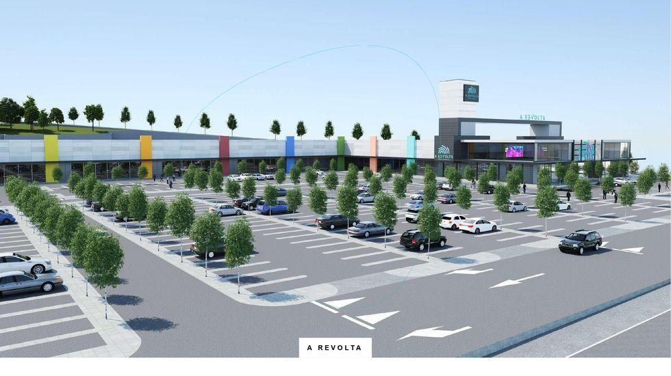 MUCHOS ÁRBOLES Y ESPACIOS.  La plantación prevista es de casi 200 árboles. Las plazas de aparcamiento en superficie superarán las 350, la mitad cubiertas, todas las con las nuevas medidas de separación recomendadas.