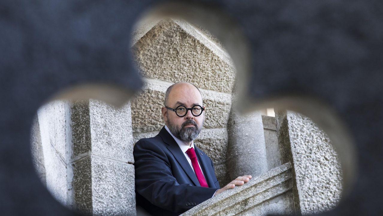 Ruiz Zafón, en una imagen del 2016 cedida por la editorial Planeta