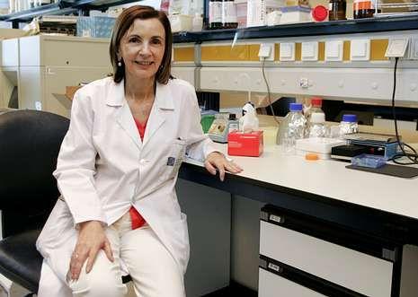 Couce, en el laboratorio del Clínico, donde estudian 700 dolencias metabólicas complejas .