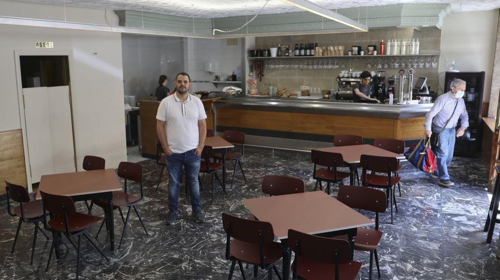 La Cuadra de Antón cierra definitivamente. Su dueña se dedicará a la gestión de la ganadería ecológica Casa Cabo