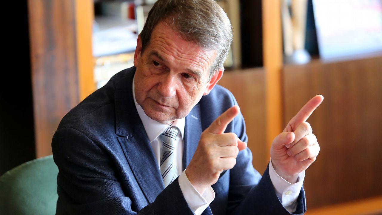 El delegado del Gobierno, Javier Losada