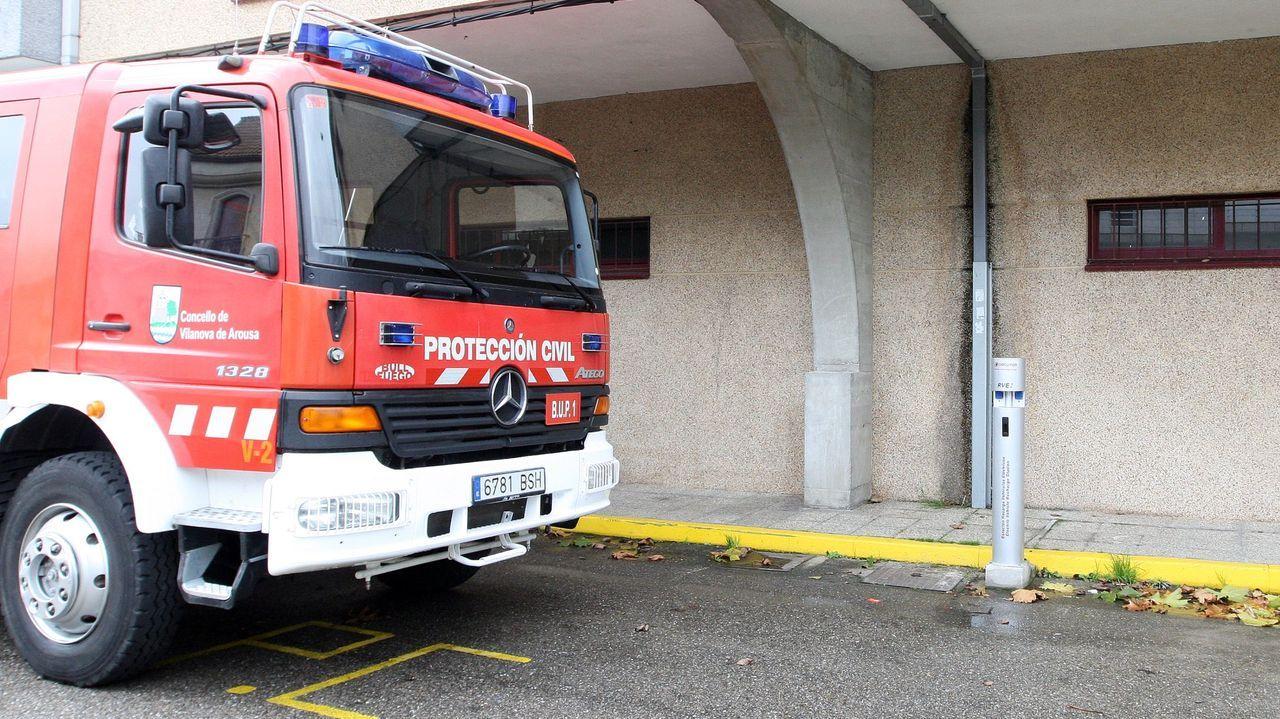 La unidad de reanimación es una de los dos que están operativas en Montecelo para pacientes covid graves