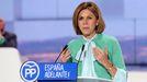 Cospedal en un congreso del PP en Madrid