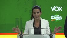 En directo: comparecen Rocío Monasterio y Santiago Abascal