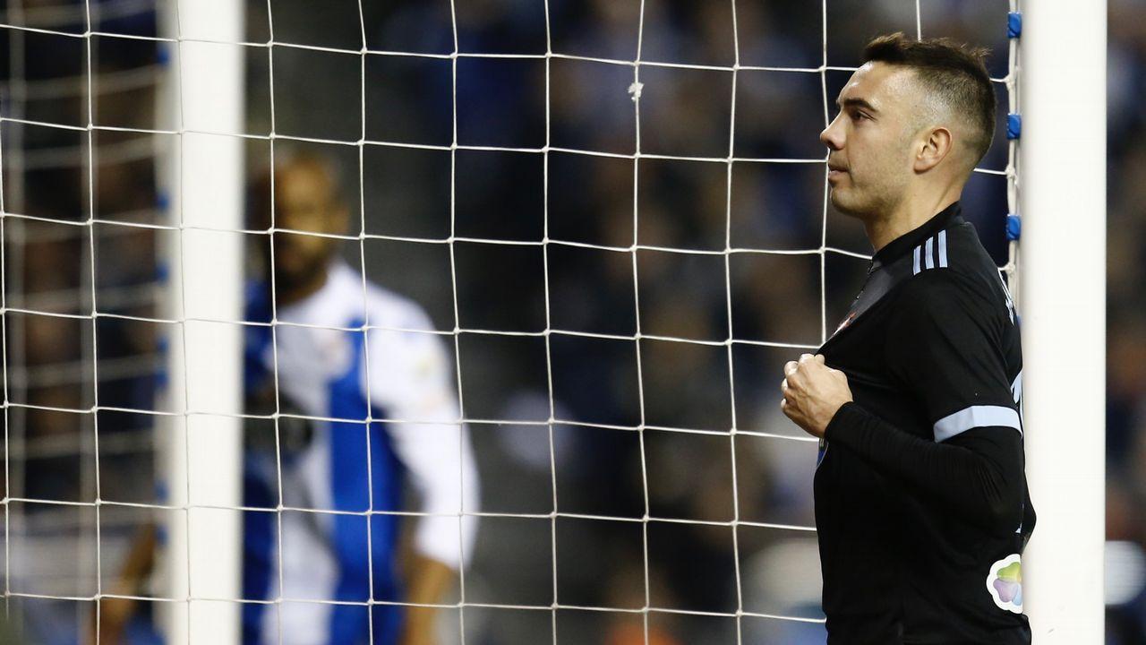 259 - Deportivo-Celta (1-3) el 23 de diciembre del 2017. Doblete de Aspas