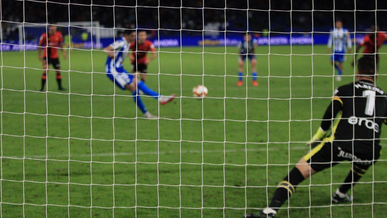 Elche - Deportivo, las mejores imágenes