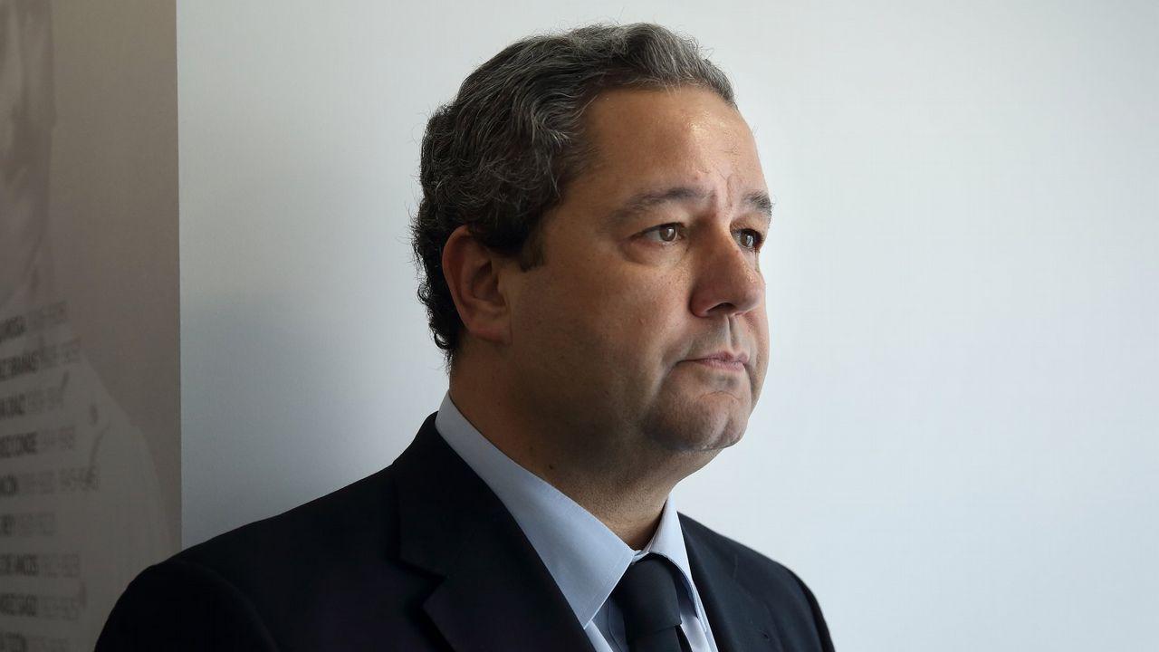 Paco Zas: «Mi gran ilusión es que la Ciudad Deportiva vuelva a A Coruña»