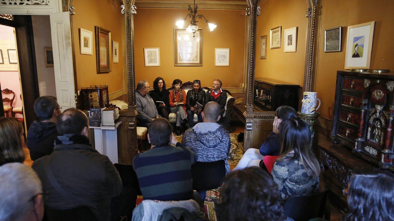 El concierto tendrá lugar en la Fundación Vicente Risco
