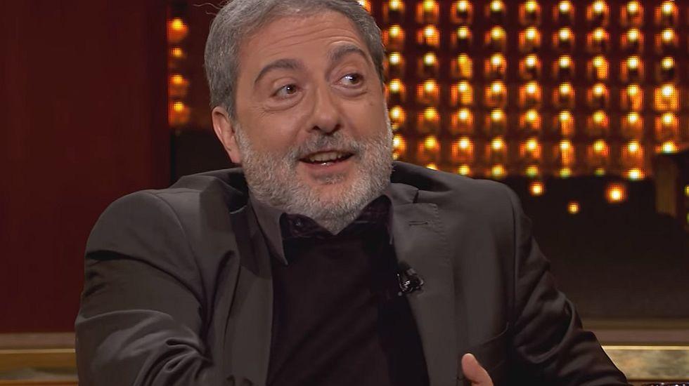 Javier Olivares en «Lait Motiv»