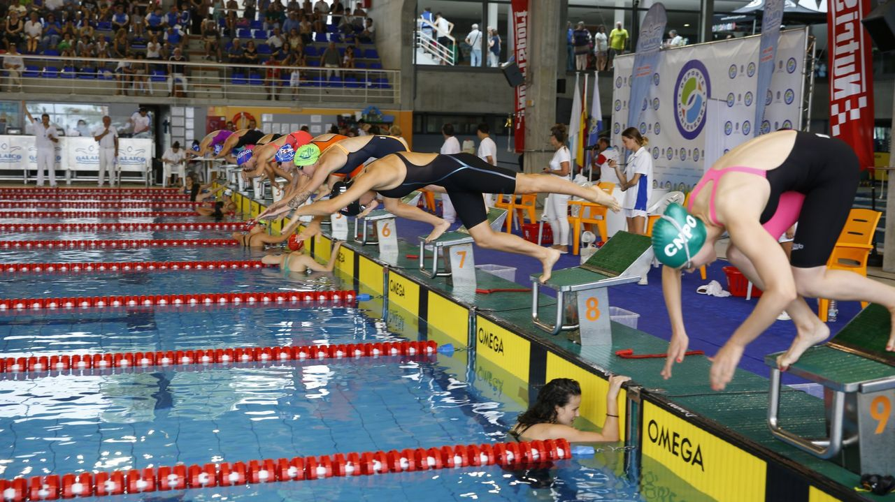 La lucha por el Campeonato Galego, en imágenes