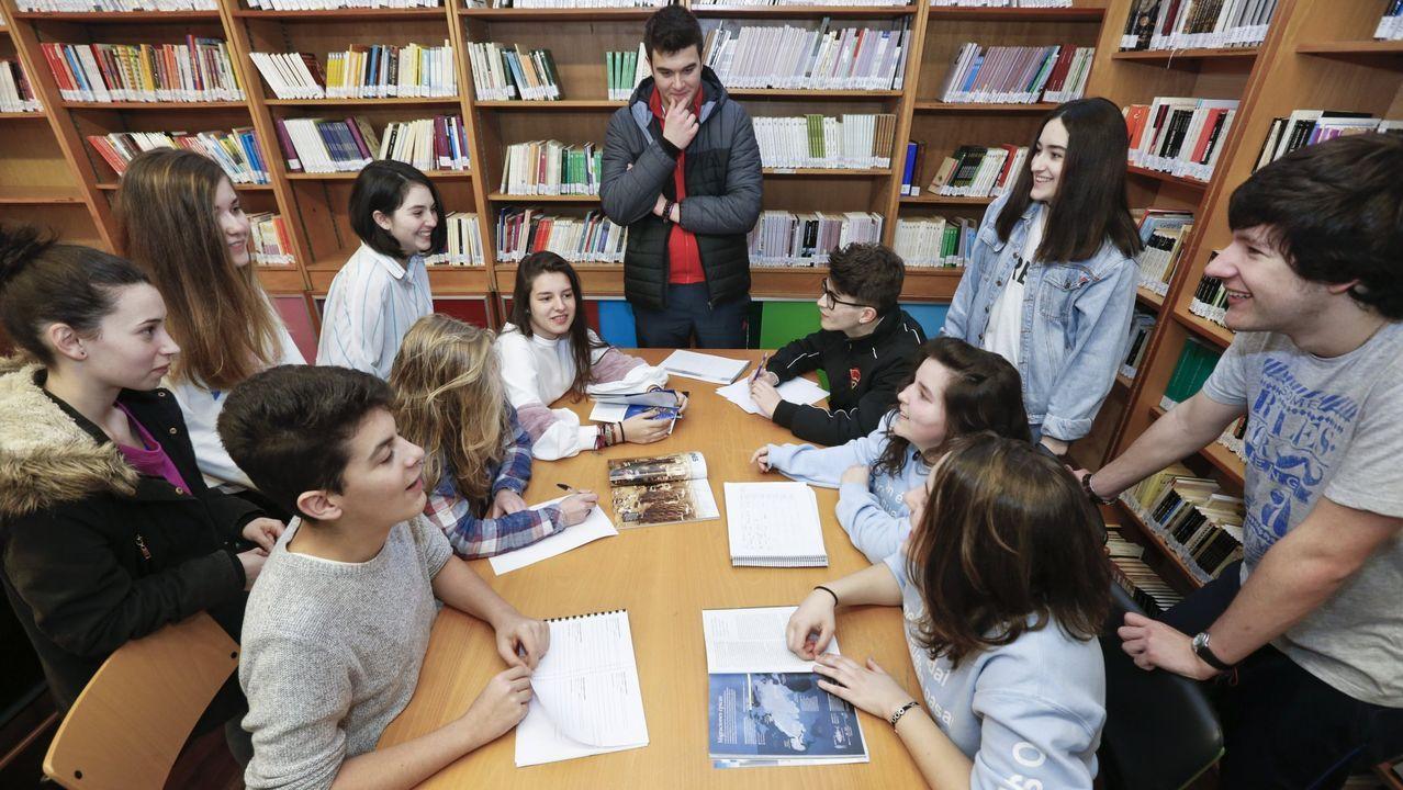 Hai técnicas de discusión en grupo que contribúen a evitar que só unha parte dos alumnos participen activamente nelas