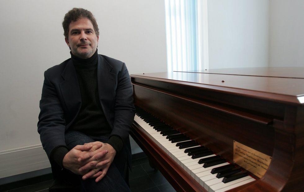 Eduardo Soutullo estrenará este año un total de cinco composiciones musicales.