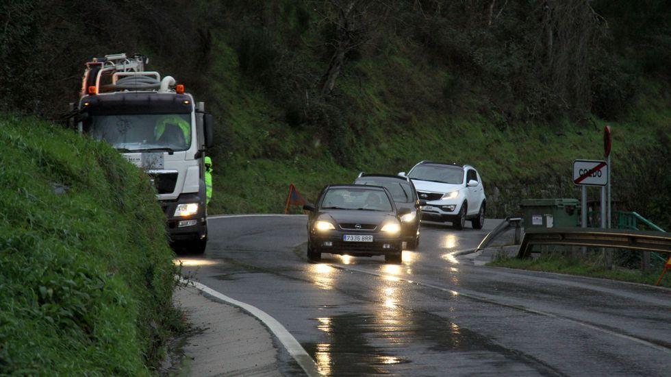 La nueva carretera evitará que los camiones tengan que circular por Coedo, Viloira y el casco urbano barquense