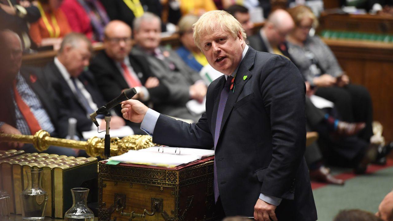La Cámara de los Lores británica aprobó este miércoles  la ley para convocar de unas elecciones anticipadas en el Reino Unido el  12 de diciembre