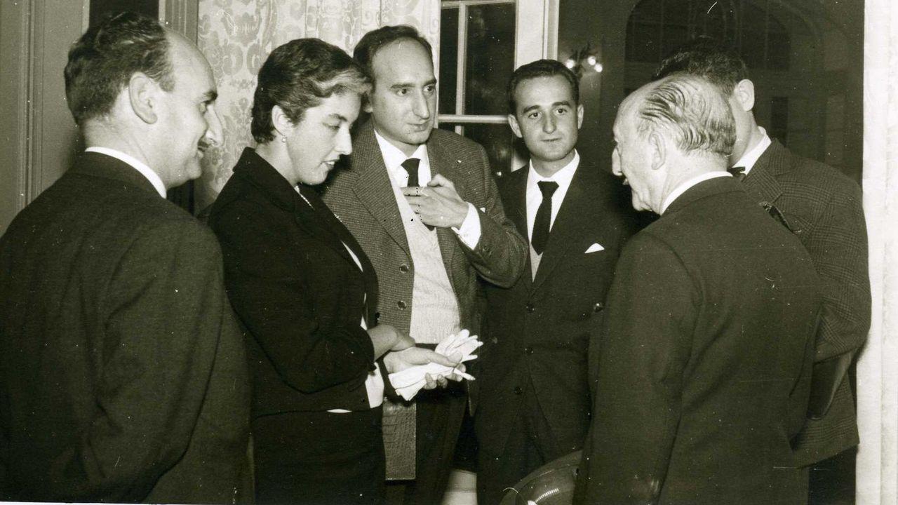Guillermo Martínez (1962), ayer en Barcelona.
