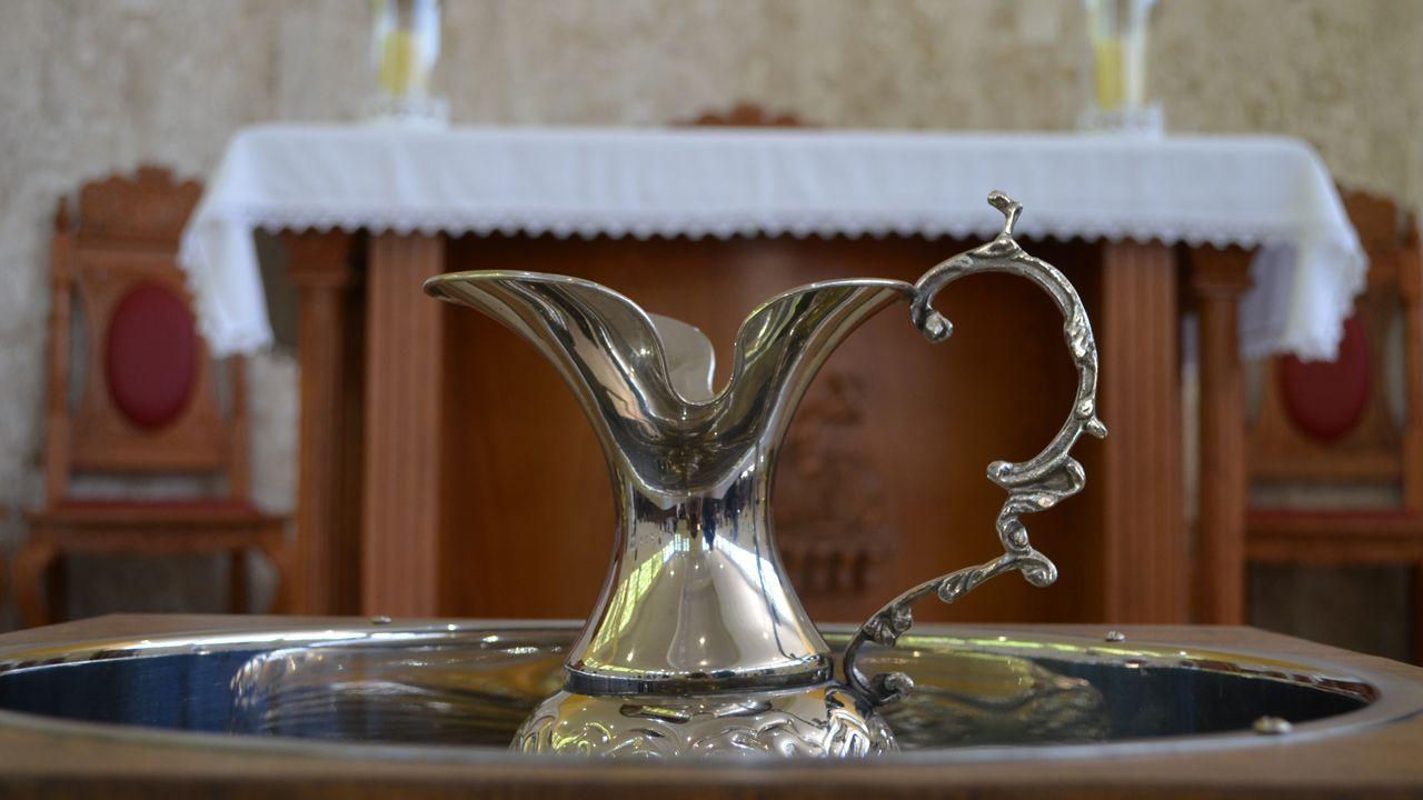 bautismo, bautizo, bautizar, Iglesia