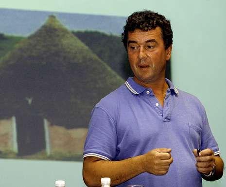 Tito Concheiro considera que a Barca é un modelo de romería.