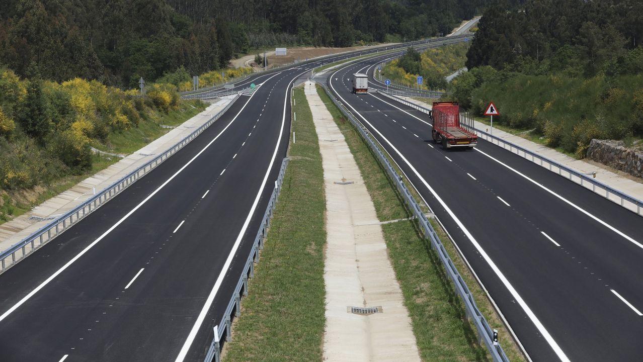 autopista, fuga, huida, autopistas, Asturias, kamikaze, kamikazes
