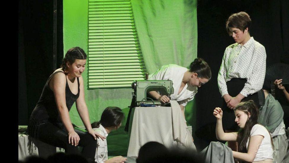 Lohengrín Teatro actuará en el Gustavo Freire
