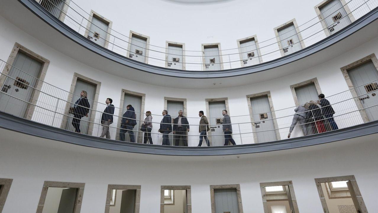 Visita guiada a O Vello Cárcere de Lugo