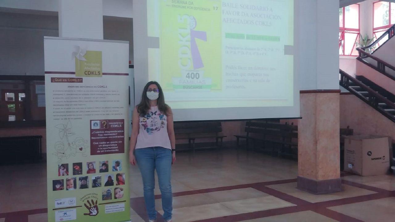 El cribado dirigido a los profesores en el Novoa Santos