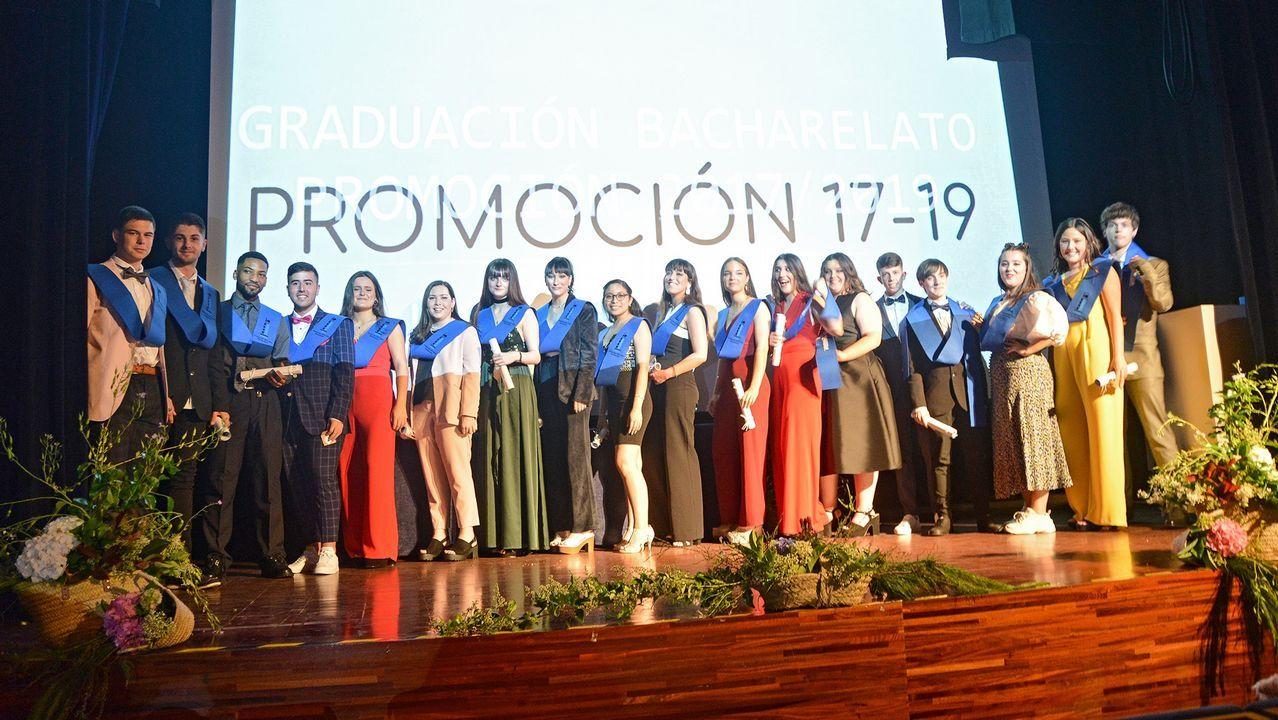 Graduación Sardiñeira