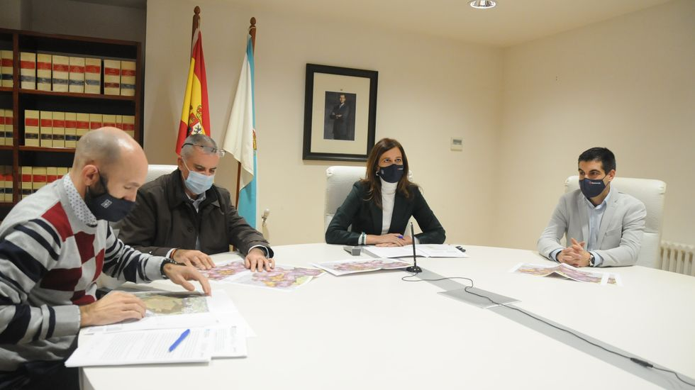 Río Miño a su paso por Ourense