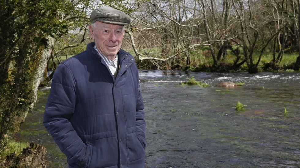 «Fraga quería ser un máis no río»