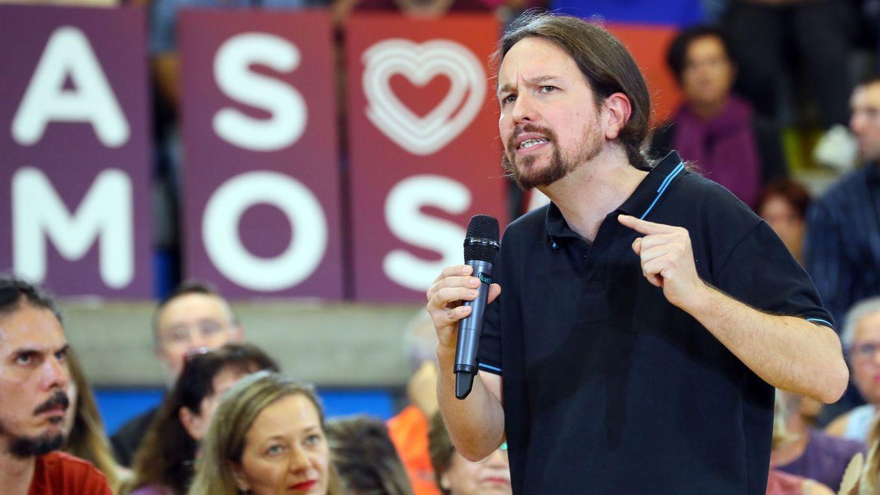 Casado: «Ejerceremos nuestra responsabilidad y nuestra alternativa».Pedro Sánchez, en el debate electoral