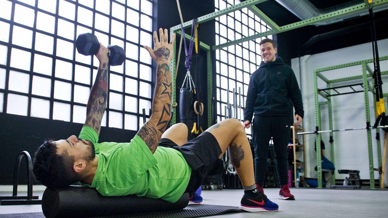 Wod Training, centro de entrenamiento en A Coruña