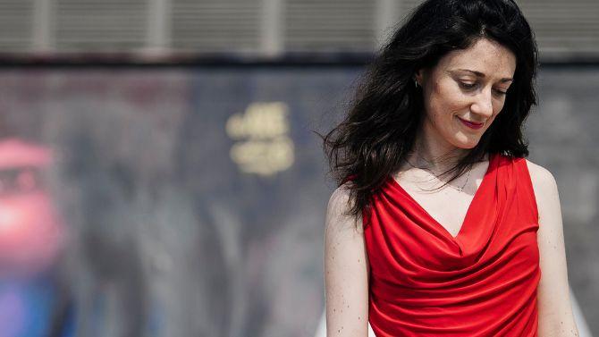 La pianista asturiana Noelia Rodiles