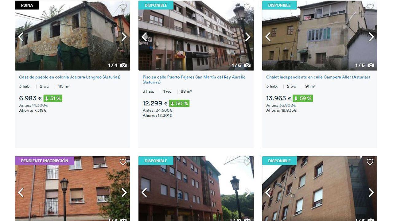 Valjent Carlos Hernandez Mallorca Real Oviedo Son Moix.Oferta de pisos de Liberbank y Haya Real Estate, en Asturias