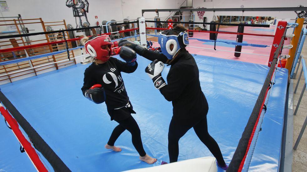 Boxeo, el territorio de la adrenalina
