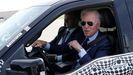 El presidente de Estados Unidos, Joe Biden, este miércoles, durante una visita a una fábrica de Ford en Deaborn (Michigan)