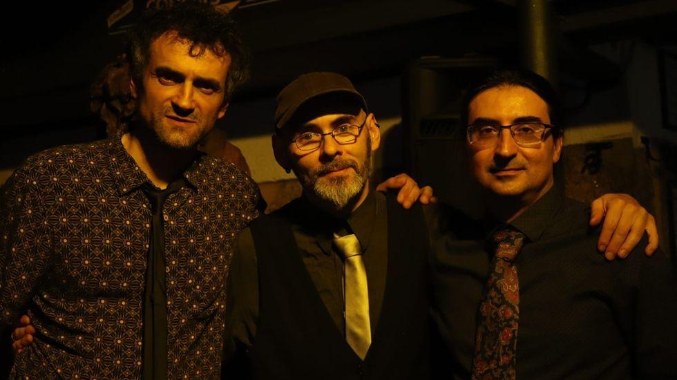 Marcos Pin Trio llevará el jazz al escenario del Clavicémbalo