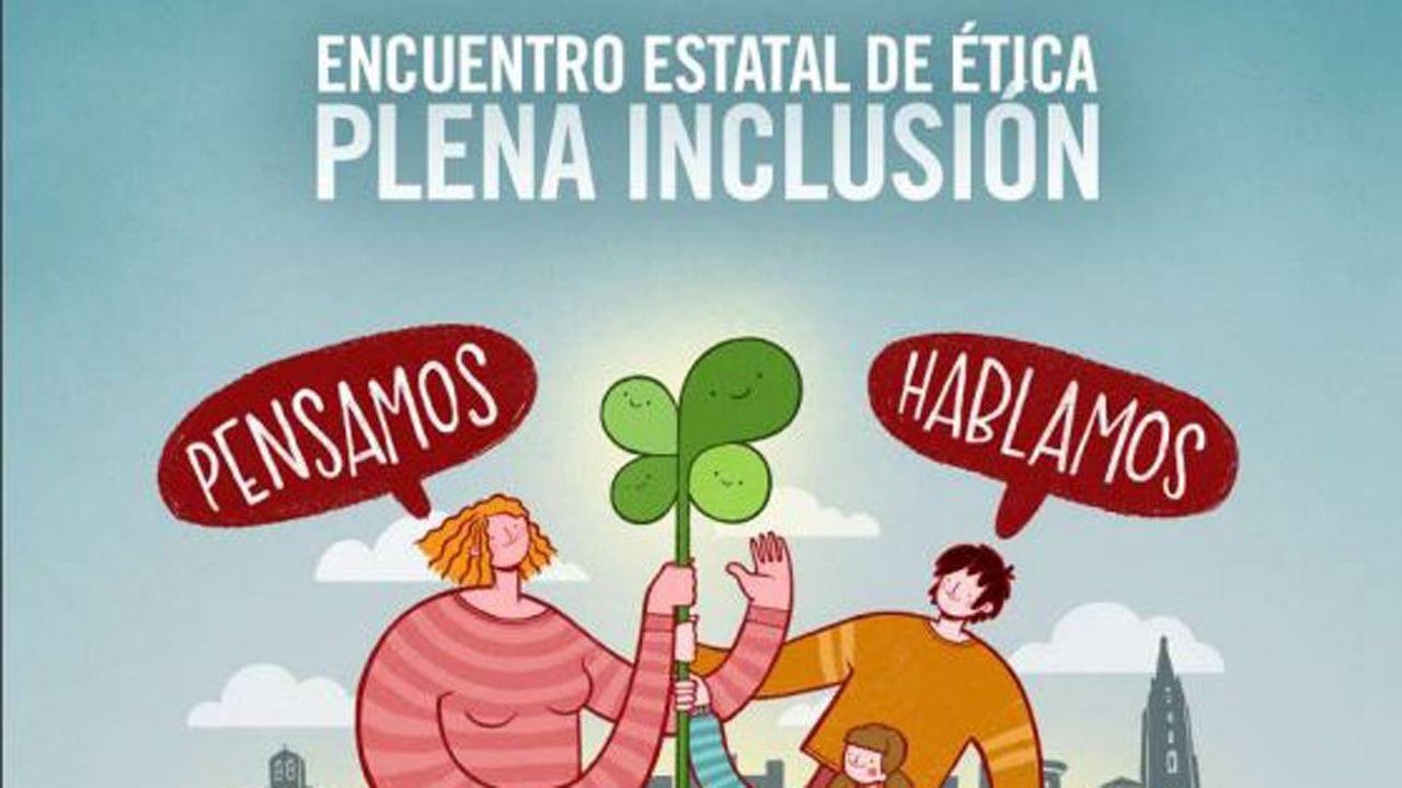 Encuentro Estatal de Ética organizado por Plena Inclusión en Oviedo