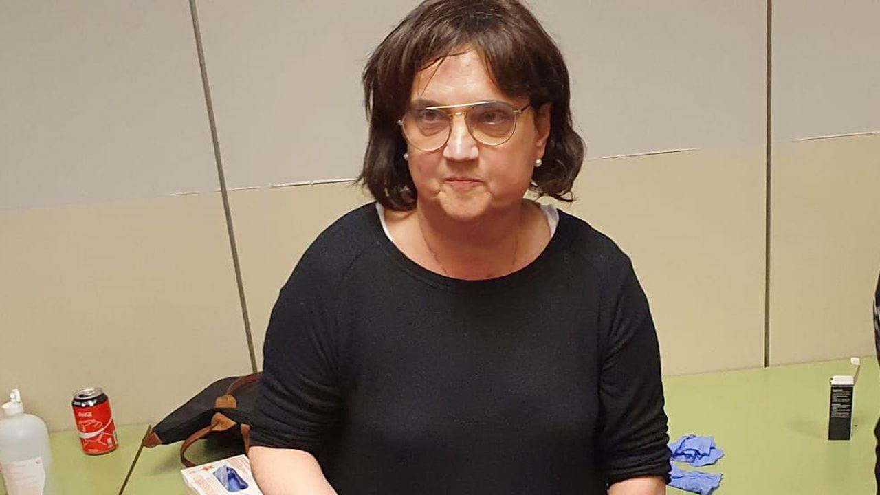 Begoña Martínez Argüelles