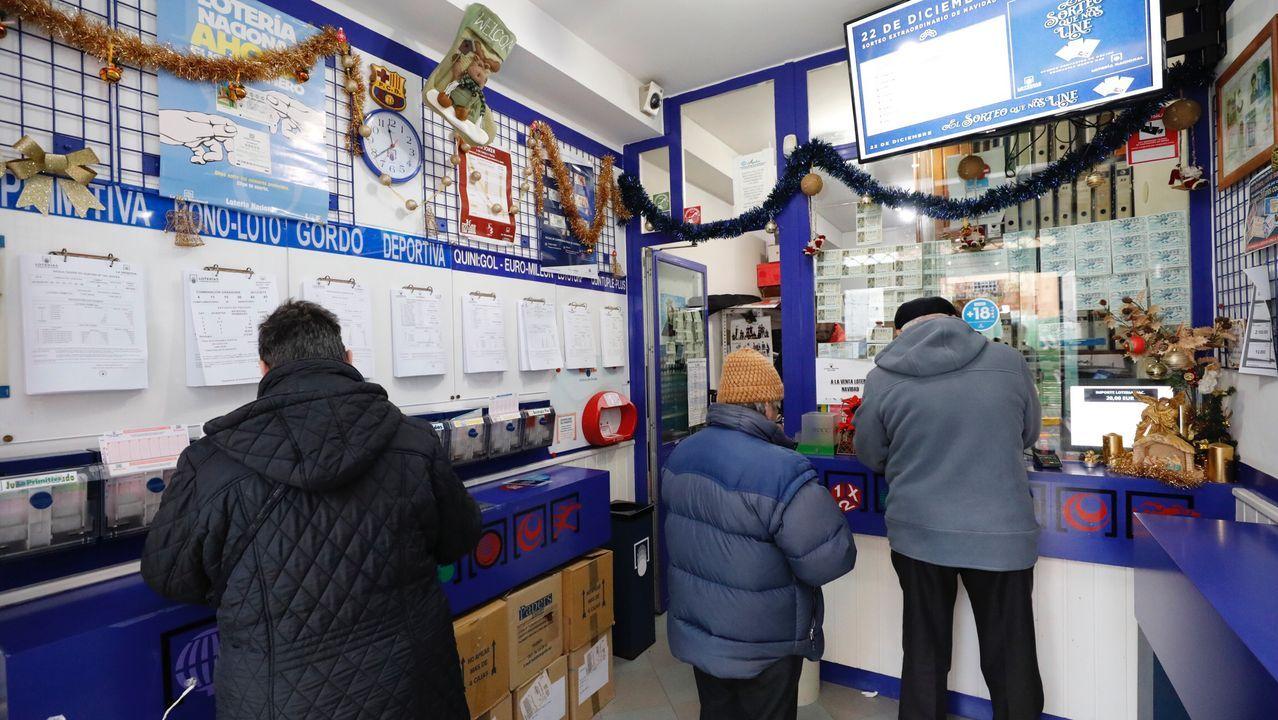 Administración de loterías número 1 de Foz