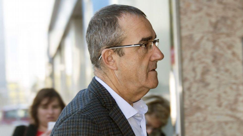 El juez Juan Pedro Yllanes