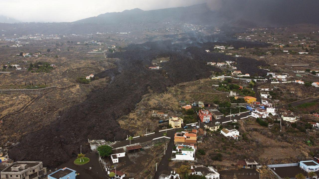EN DIRECTO: el volcán de La Palma entra en fase explosiva
