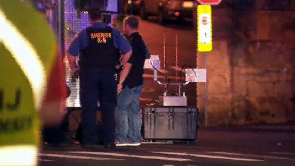 Hallada una mochila explosiva en una estación de tren en Nueva Jersey