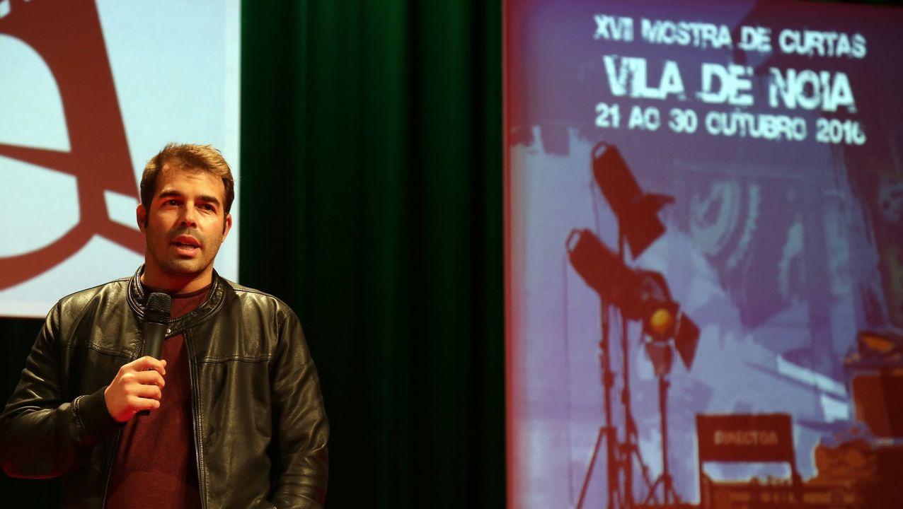 Hugo Stuven, director de la serie documental