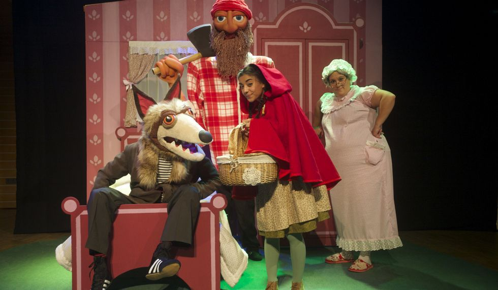 La final del certamen de teatro leído Xosé Manuel Eirís, en imágenes.Tras la representación del musical habrá un photocall.