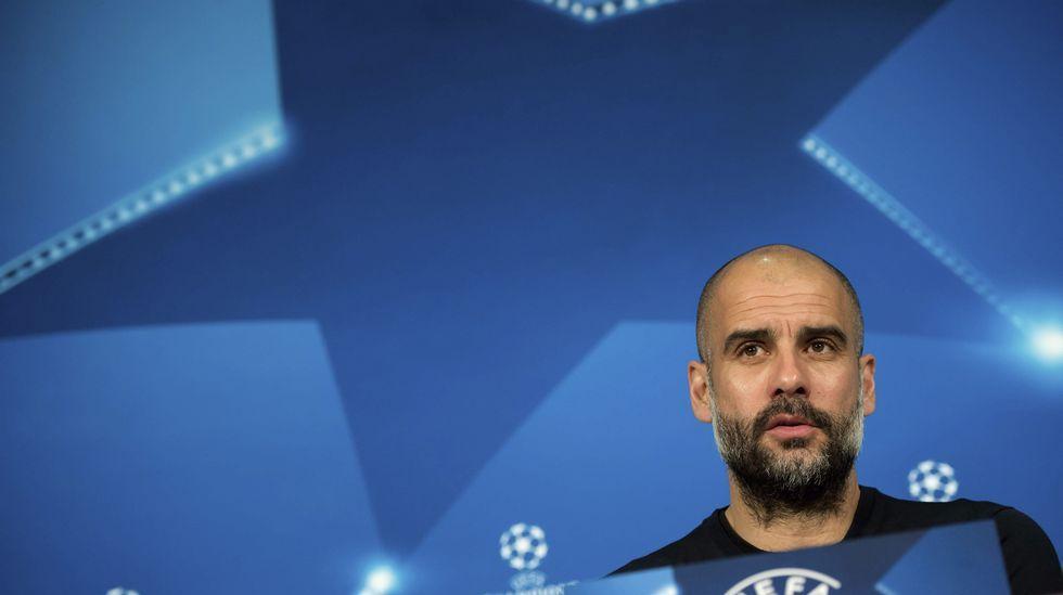 Guardiola: «Los entrenadores estamos solos»
