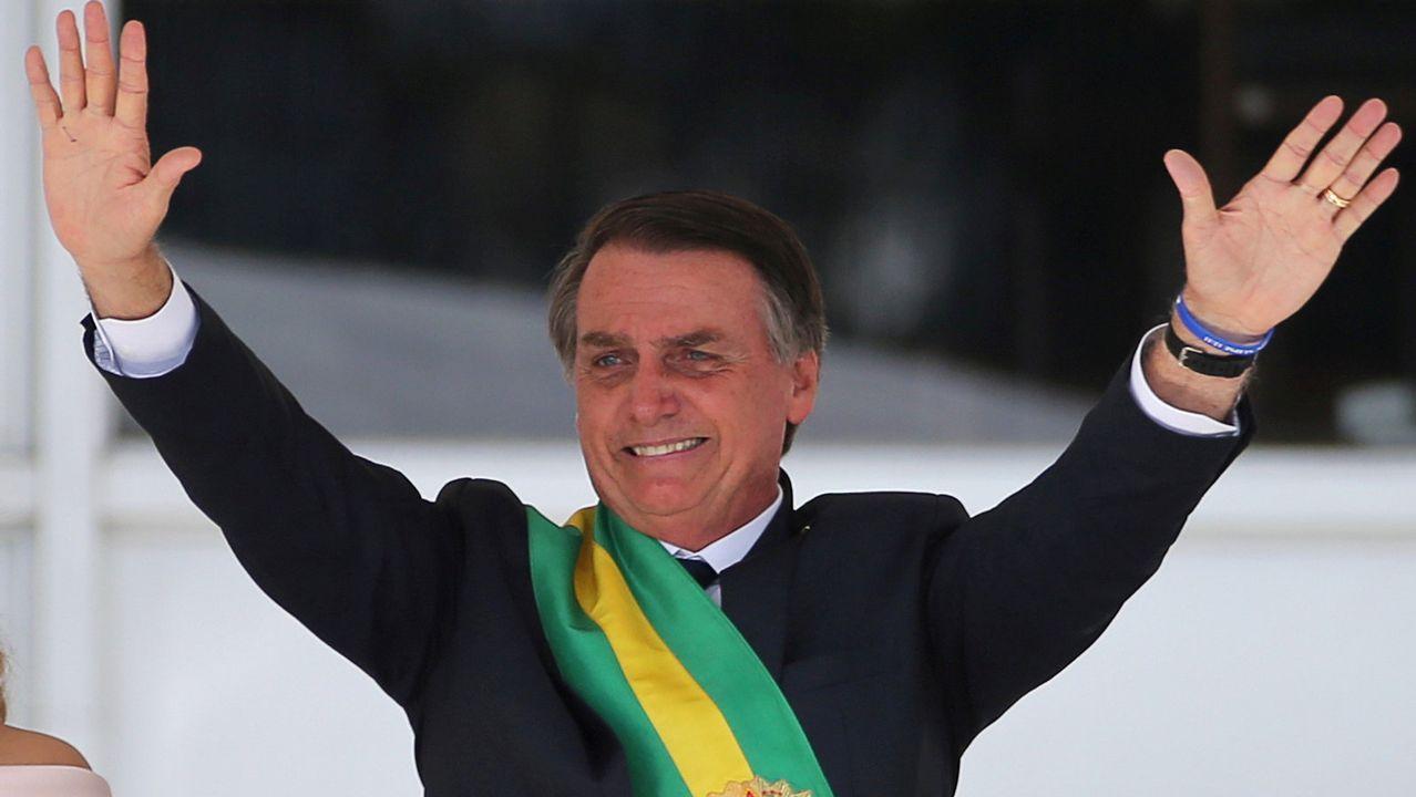 Bolsonaro pretende reinventir el dinero obtenido en la red aeroportuaria
